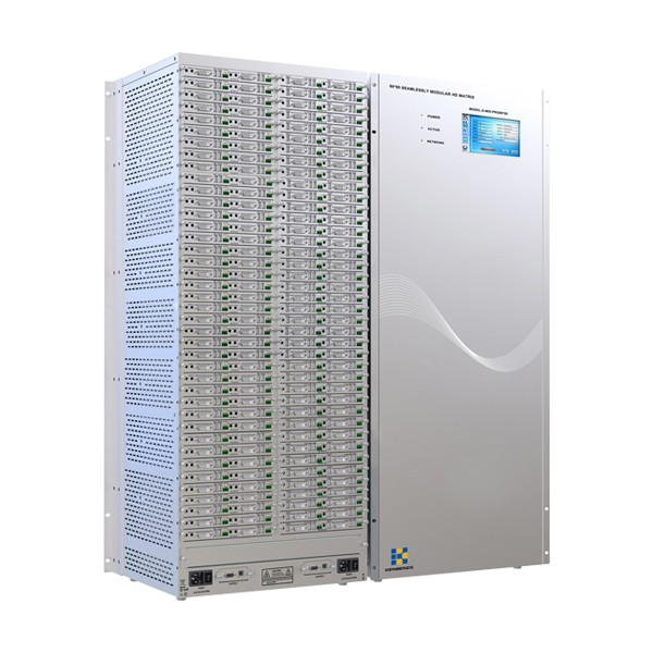 S-MIX-PRO系列模块化混合矩阵