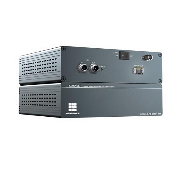2公里3GSDI光纤信号传输器