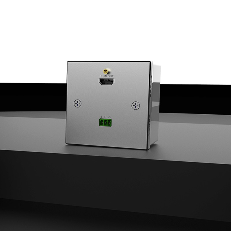 墙插型网络传输器